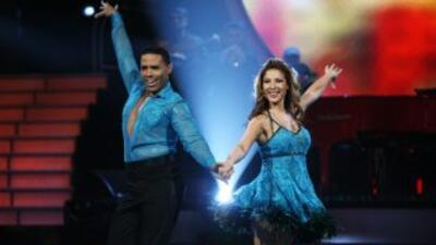 Priscila se convirtió en la segunda finalista de Mira Quién Baila.