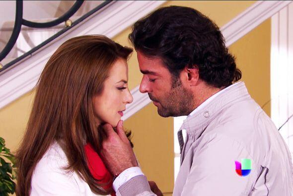 Lástima que nos dejaron con ganas de un beso muy romántico, ¡Fernando lo...