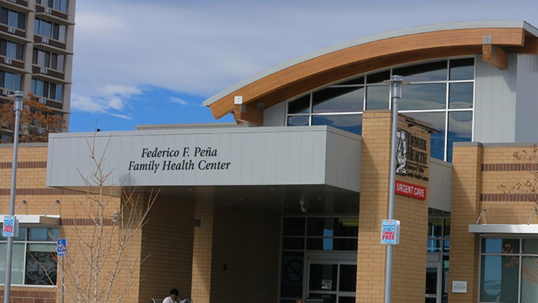 El Federico F. Peña Southwest Family Health Center en Denver es p...
