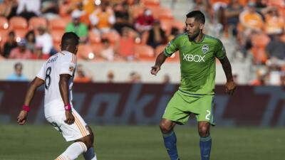 Seattle Sounders Houston Dynamo