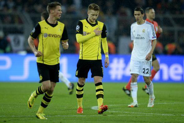 Reus anotó el tanto del descuento y revivió las esperanzas de la tribuna...
