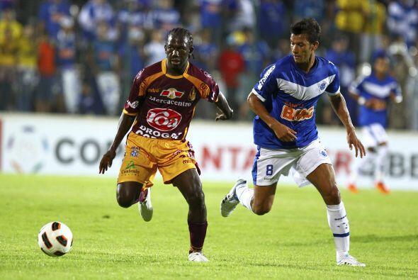 Cruzeiro ascendió a 10 puntos y el Tolima se quedó en una...