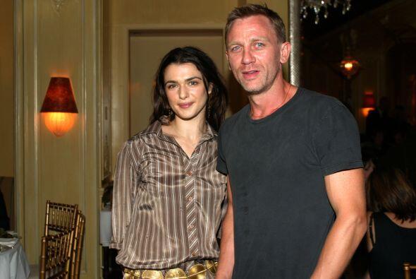 Daniel y Craig se conocen desde hace muchos años, pero no fue has...