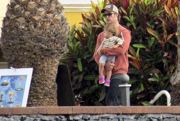 Después de confirmar su segundo embarazo, vemos a la actriz espa&...