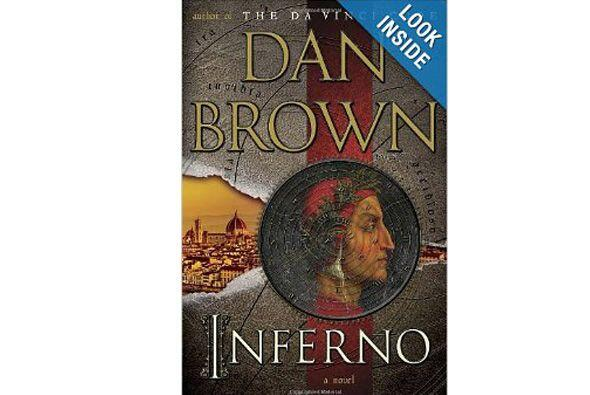 """""""Infierno"""": una novela de Dan Brown en su cuarta entrega después de exit..."""