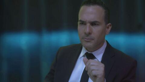 Carlos Calderón en 'Ghost in the Shell'