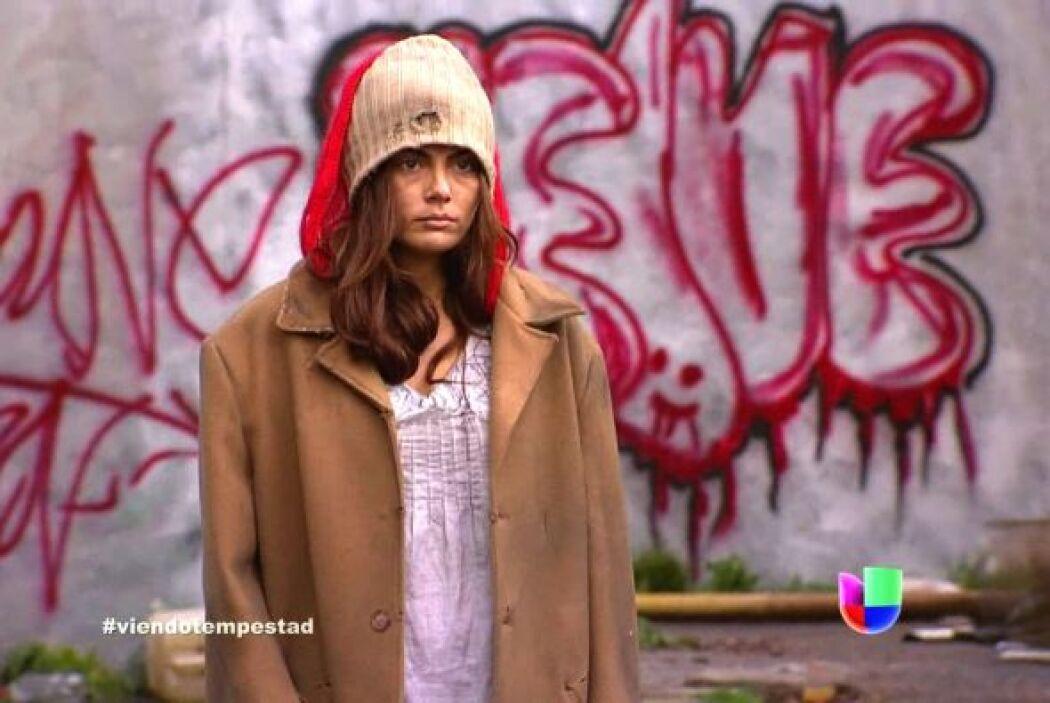 """Tal vez no sería tan raro verla como """"María la del Barrio"""" porque en """"La..."""