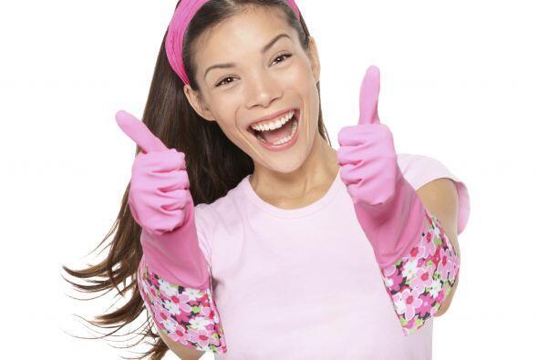 Otra cosa que es descuidada durante estas labores hogareñas son t...