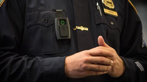 Nueva York pone a prueba el sistema de cámaras portadas permanentemente...
