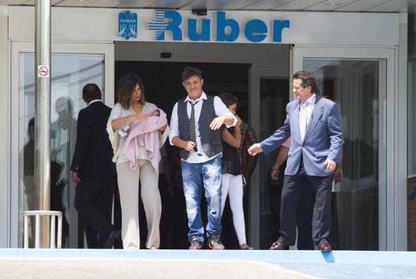 Alejandro Sanz adelantó que sus tres hijos están muy contentos con su nu...