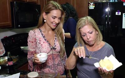 ¿Cómo se lleva Ximena con su suegra? No te pierdas este video
