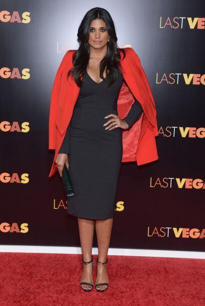 Una de las más elegantes de la alfombra roja es Rachel Roy. La co...