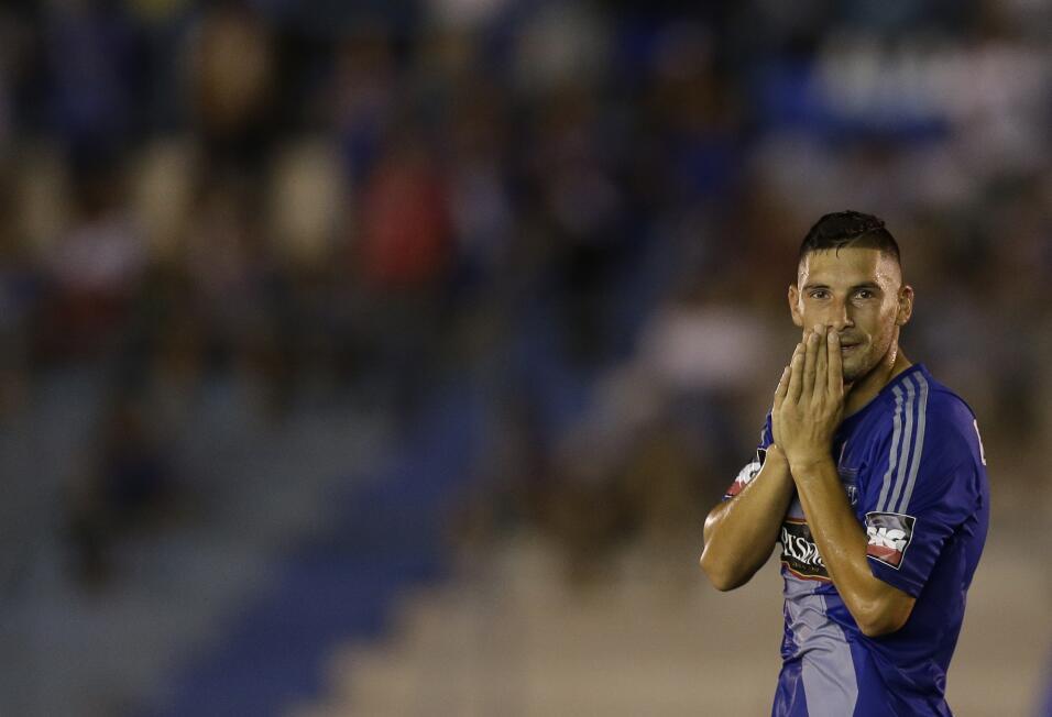 El argentino Cristian Guanca puede ser, nuevamente, un objetivo del Cruz...