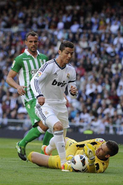 Cristiano Ronaldo se echó el equipo al hombro como es costumbre.