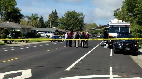 Autoridades en Sacramento investigan el hallazgo de cuatro cuerpos dentr...