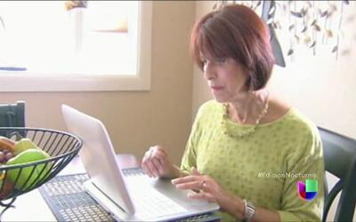 Una mujer busca salvar su vida publicando anuncios por todo Albany