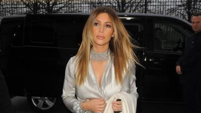 La popular Kim Kardashian se encuentra enfrascada, junto a sus hermanas...
