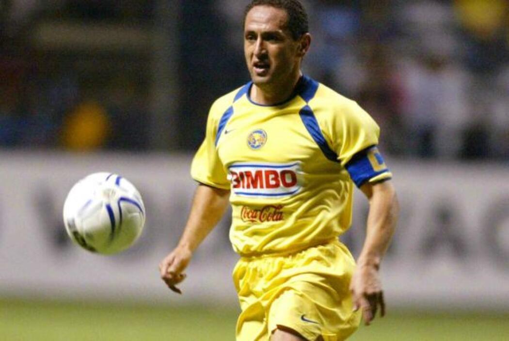 Germán Villa fue la sorpresa en el Mundial del 2002 por su fichaje con e...
