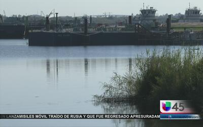 Anuncian plan para combatir la contaminación en el rio San Jacinto