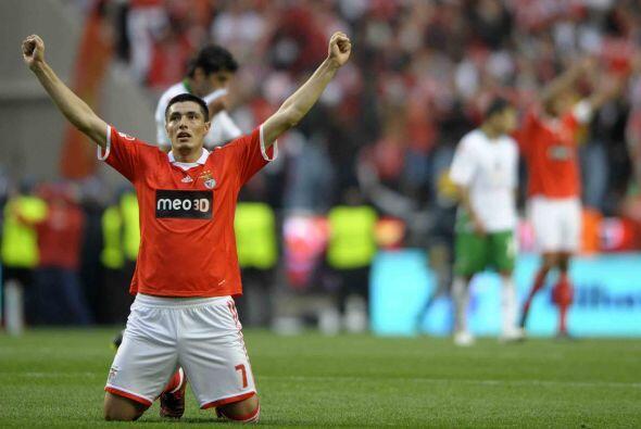 Con la finalización del duelo, Benfica se coronó monarca l...