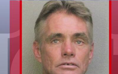 Hombre de origen alemán fue capturado en Broward por presunta posesión d...