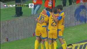 Tigres baila a Querétaro y Sóbis le empuje a la redes