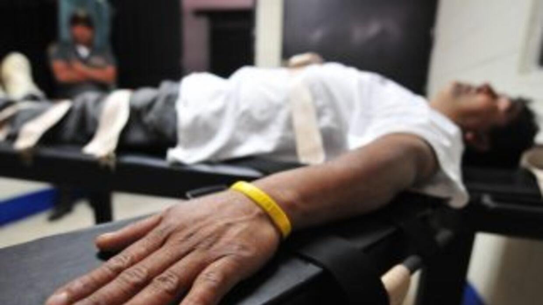 Tres hispanos están sentenciados a muerte para este año.
