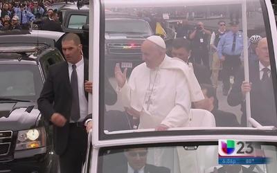El último día del papa en Estados Unidos