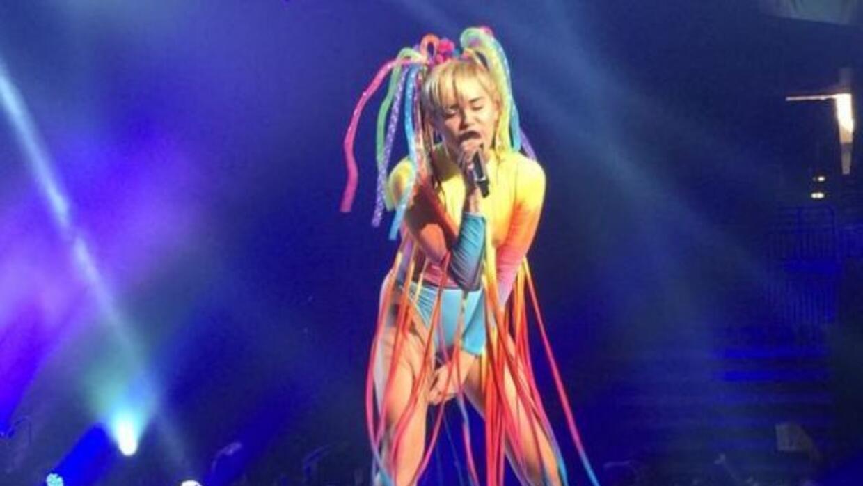 Revive en la siguiente fotogalería los momentos icónicos del concierto d...