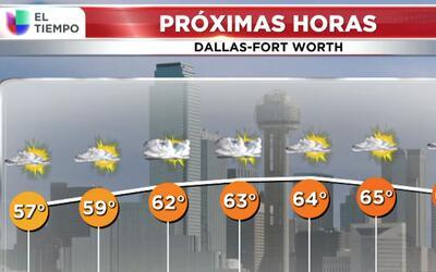 'Dallas en un Minuto': la ciudad tendrá un jueves con temperaturas fresc...