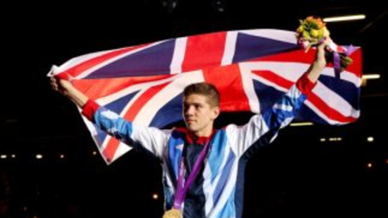 Luke Campbell le dio medalla de oro a la Gran Bretaña en boxeo.