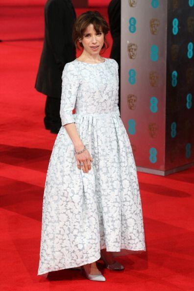 El vestido Mulberry que Sally Hawkins usó para los BAFTA hubiera sido pe...