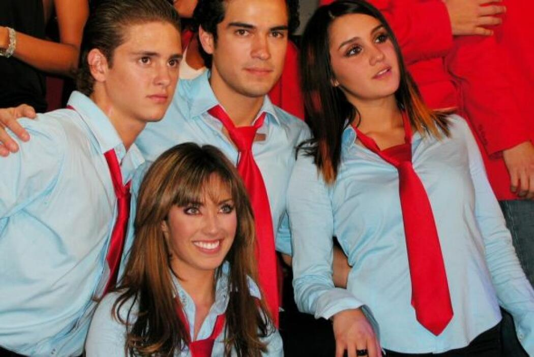 Estas telenovelas juveniles fueron las favoritas de muchas generaciones....