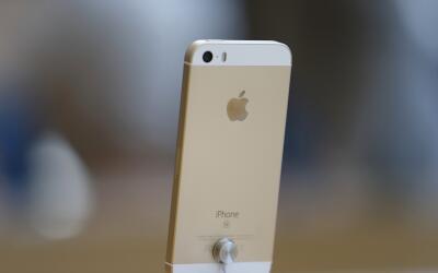 Un iPhone SE