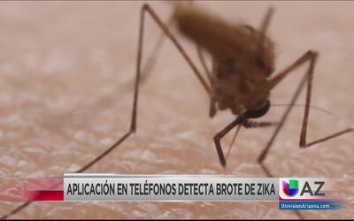 Lanzan app para detectar nuevos brotes del virus del Zika