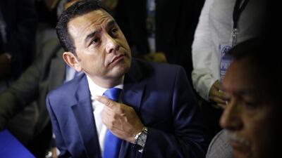Jimmy Morales enfrentará en la segunda vuelta a Sandra Torres