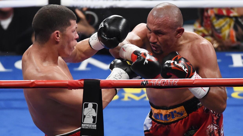 Orlando Salido y Román Martínez repitieron una batalla &ea...