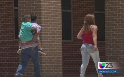 Dallas se prepara para recibir a cerca de 2000 niños migrantes