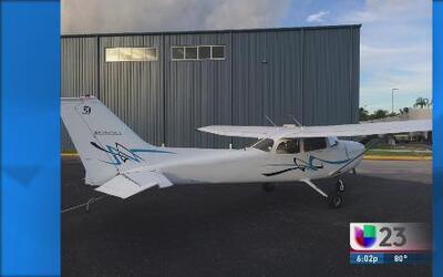 Identifican a piloto de avioneta accidentada en Elliot Key