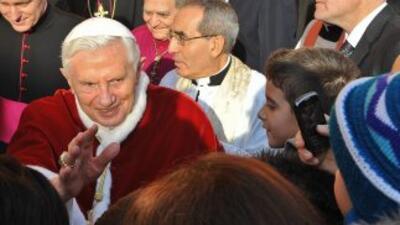 El Papa Benedicto XVI visitará México en marzo del 2012.
