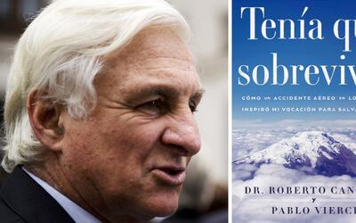 Roberto Canessa, sobreviviente de la tragedia aérea de Los Andes, recuer...
