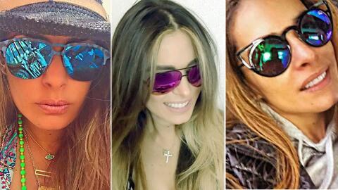 Galilea Montijo gafas de sol