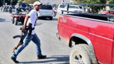 Autoridades mexicanas y líderes ciudadanos pactaron el calendario para e...