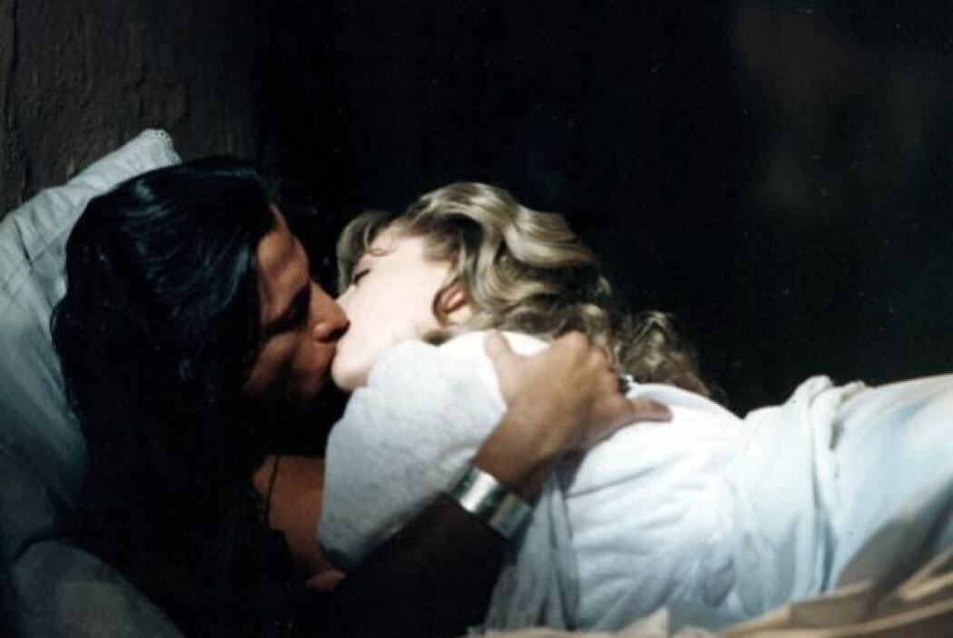 """Cautivo con su inocencia y su pasión junto con """"Juan del Diablo""""."""