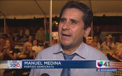 Reacciones en San Antonio tras el primer debate presidencial