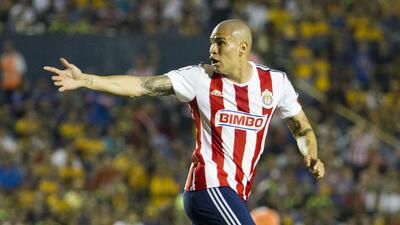 'Chatón' Enríquez jugará con León a préstamo