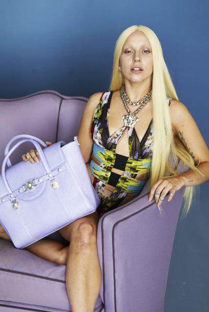 ¡Seguramente Lady Gaga quedó igual de sorprendida que nosostros cuando D...
