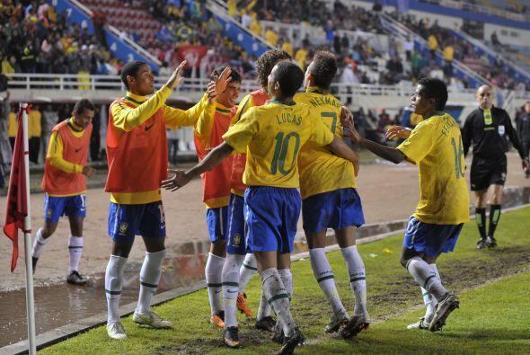 Los amazónicos lograron todas sus metas: Ganaron el torneo, obtuvieron s...