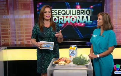¿Qué alimentos pueden provocarnos un desequilibrio hormonal?