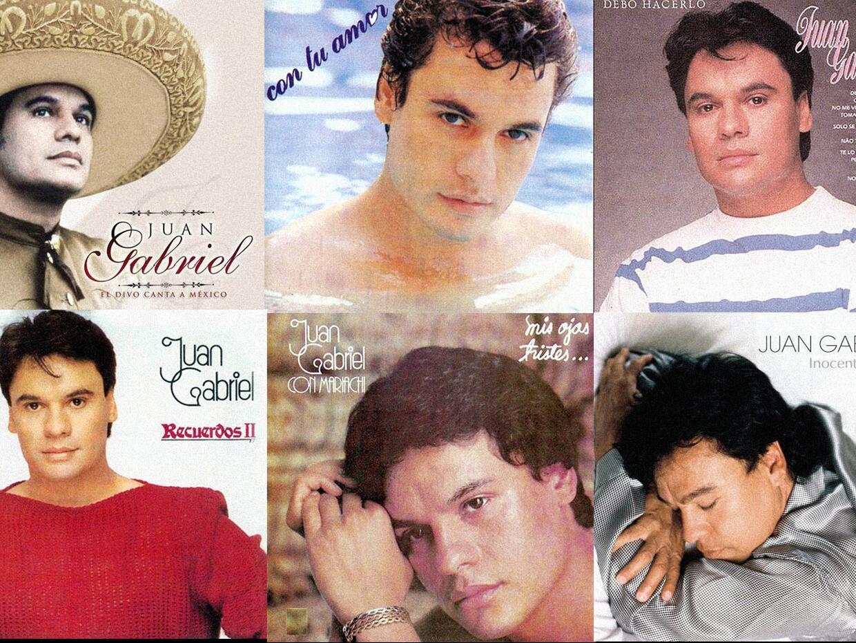 Juan Gabriel Discos